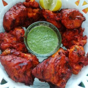 Chicken Tikka (for 4)